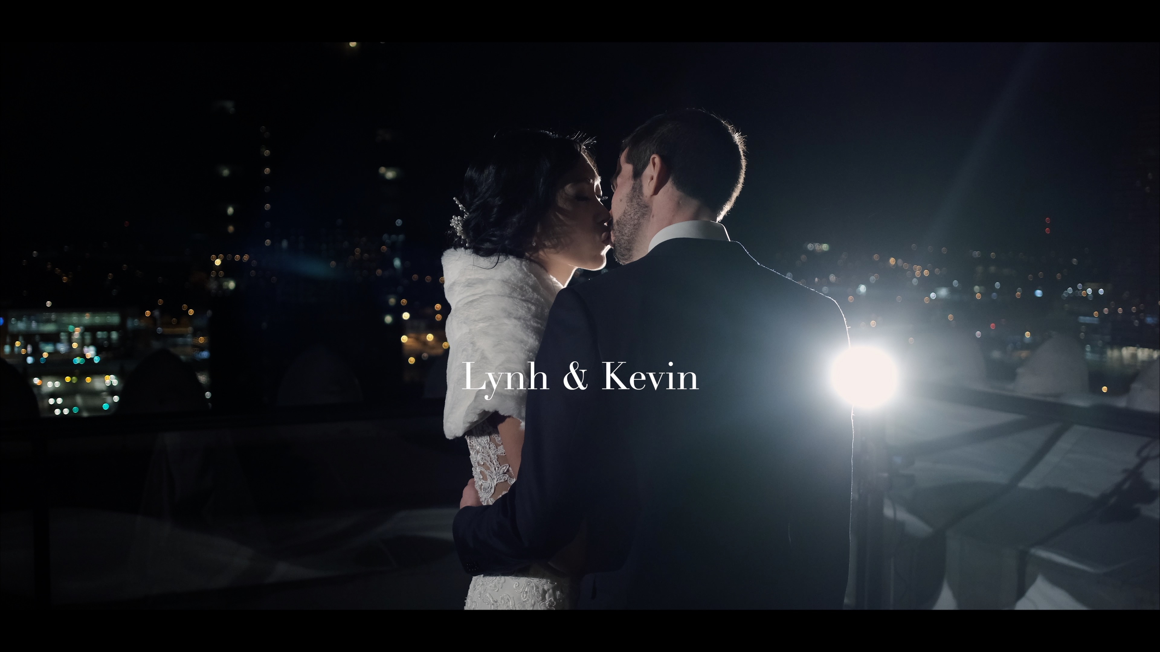 Lynh + Kevin | Grand Rapids, Michigan | Mckay Tower