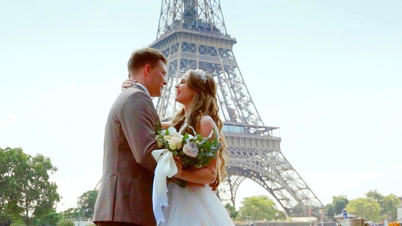 Anastasia + Daniil | Paris, France | Paris