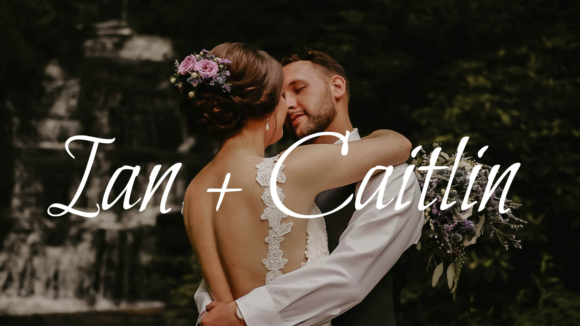 Caitlin + Ian | Greenville, South Carolina | Key Falls Inn