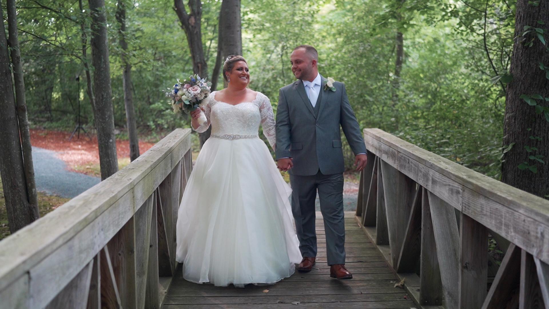 Danielle + Brendan  | Norwood, Massachusetts | Four Points Sheraton Norwood