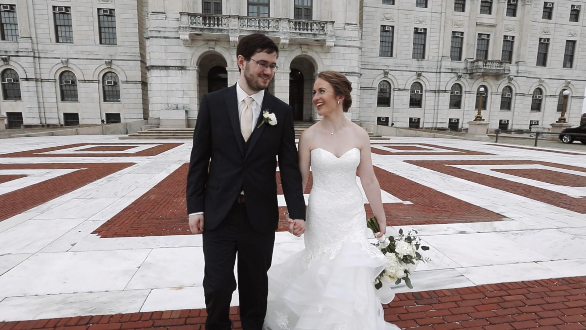 Kayla + Robert | Providence, Rhode Island
