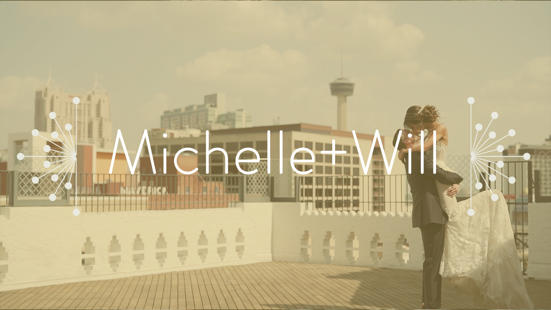 Michelle + Will | San Antonio, Texas | st anthony hotel