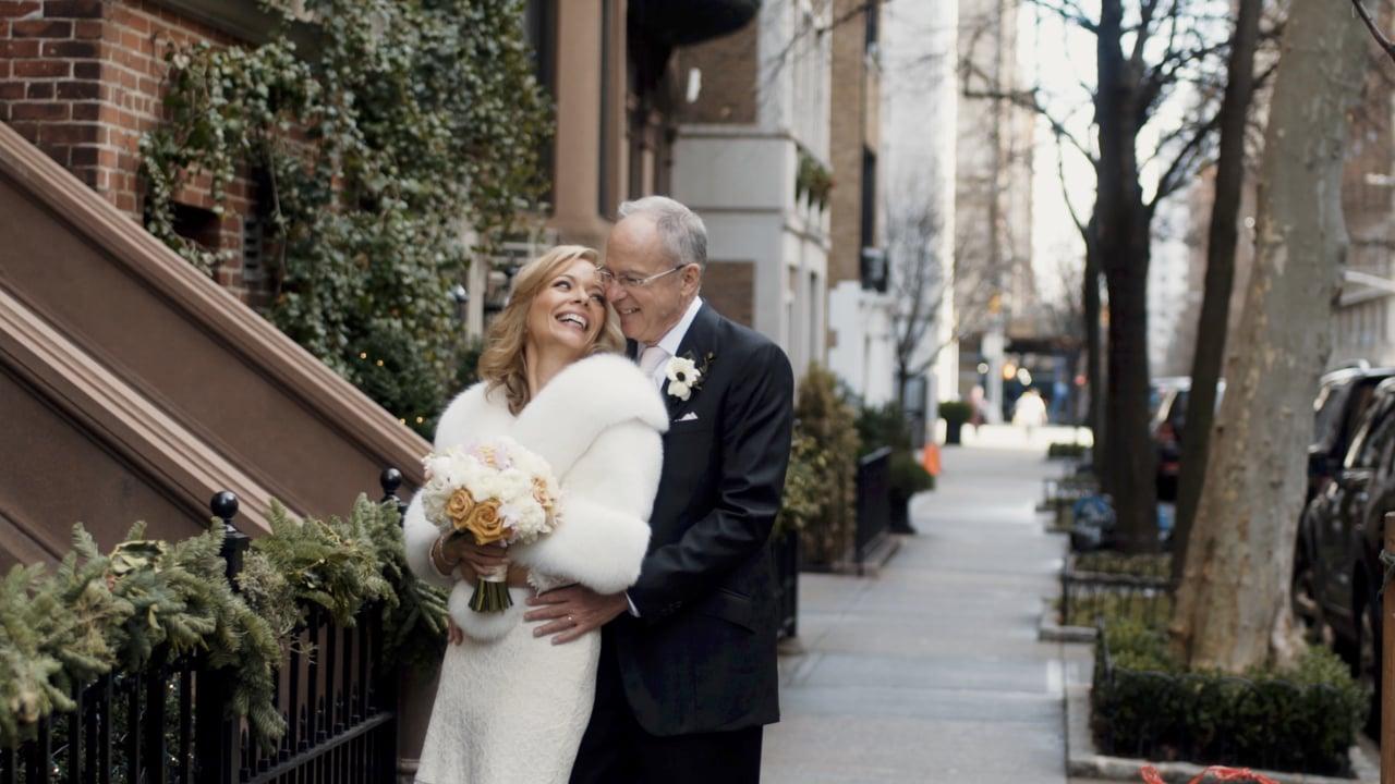 James + Kimberly | New York, New York | All Souls Chapel