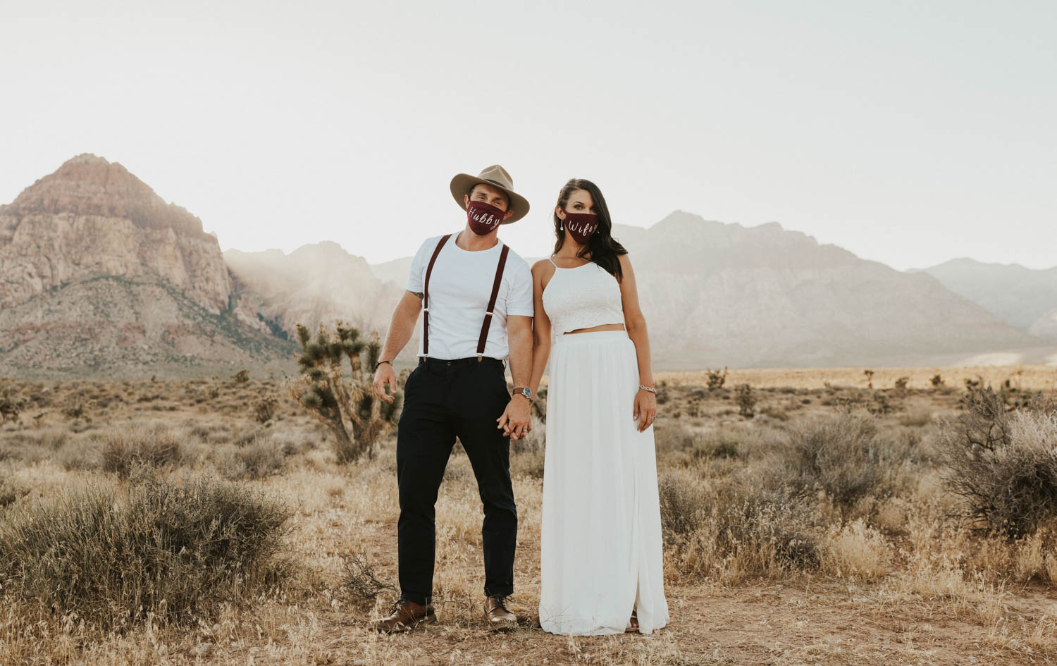 Nia + Heath | Las Vegas, Nevada | Red Rock Canyon