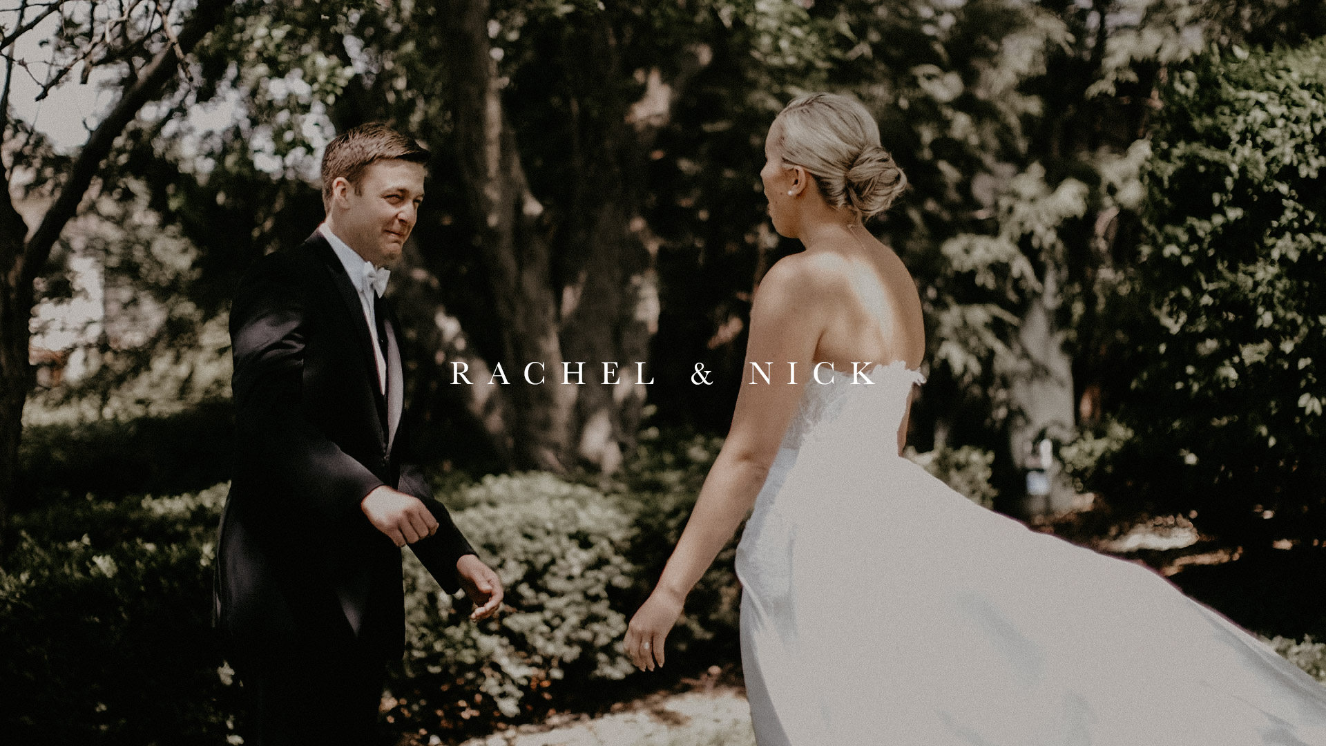 Rachel + Nick | Kansas City, Missouri | The Carriage Club