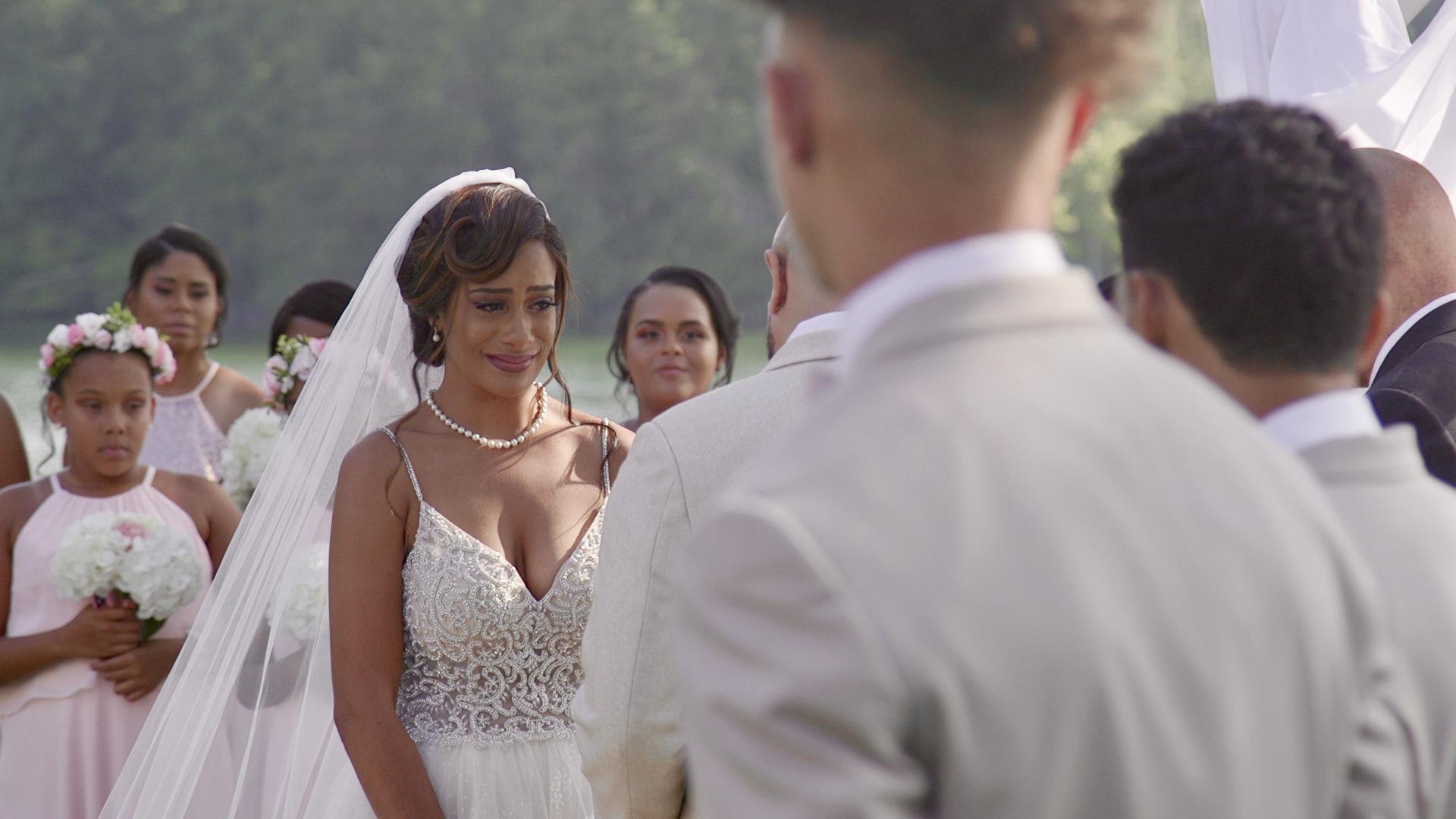 Raquel + Josh | Stokesdale, North Carolina | Bella Collina Mansion