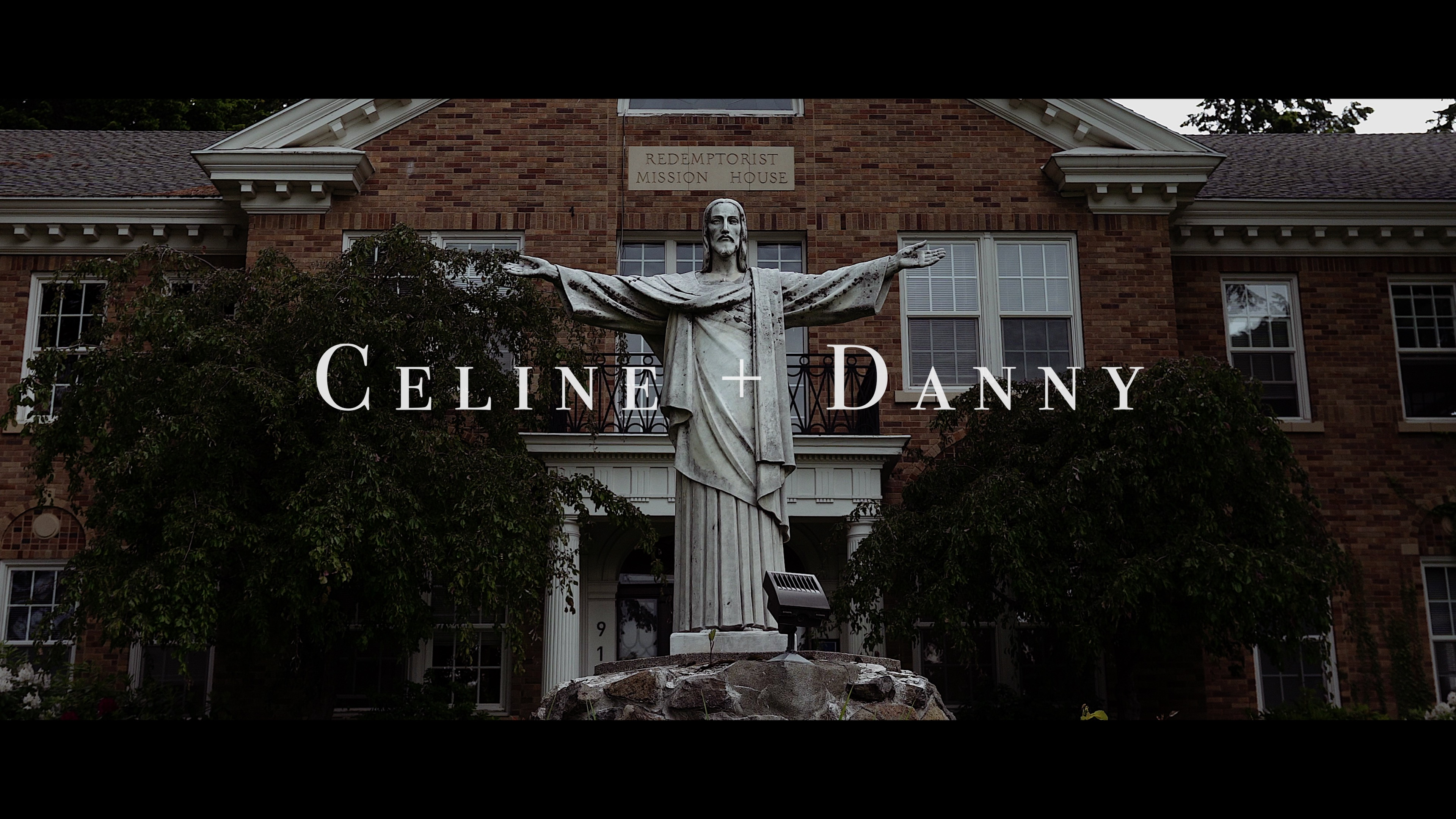 Celine  + Danny | Coeur d'Alene, Idaho | St. Thomas Apostle Catholic Church