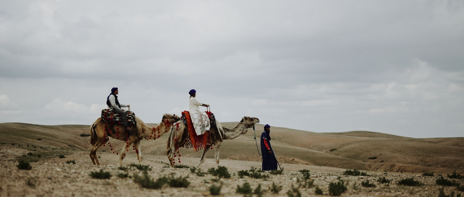 Jessica + Darren | Marrakesh, Morocco | Ksar Char Bagh