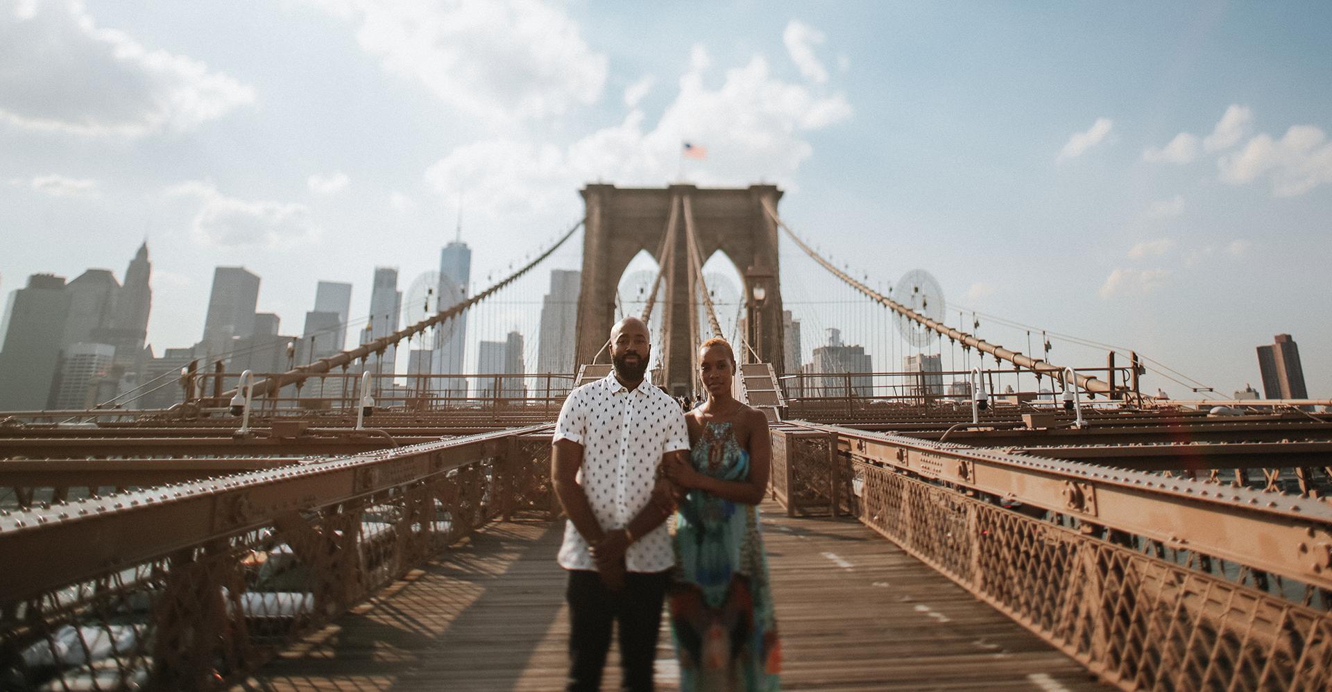 Michelle + Chris | Brooklyn, New York | Divera Drive