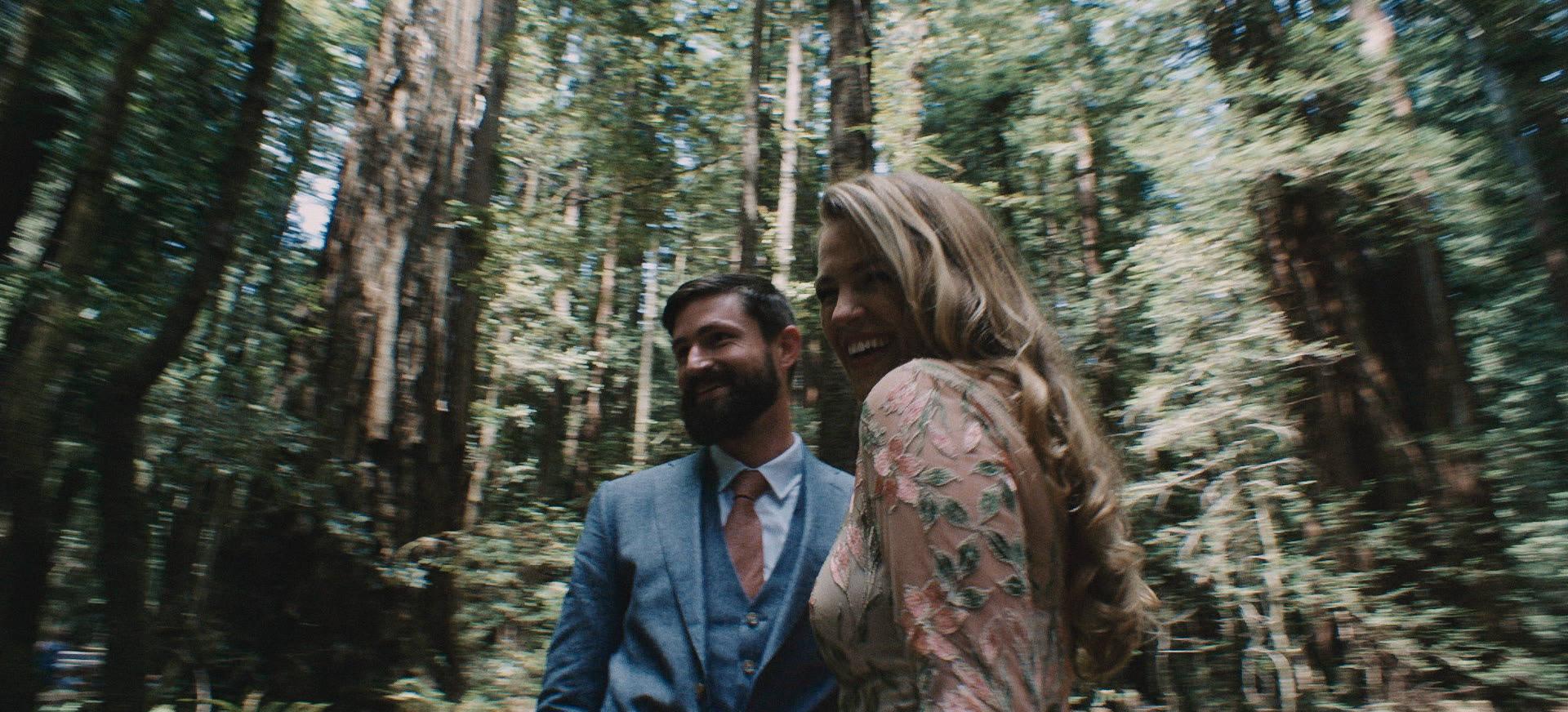 Jessica + Andrew | Guerneville, California | Dawn Ranch Lodge