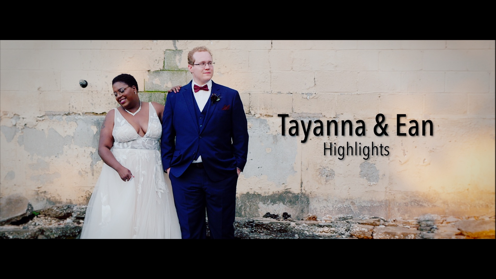 Tay + Ean | Kansas City, Missouri | La Villa