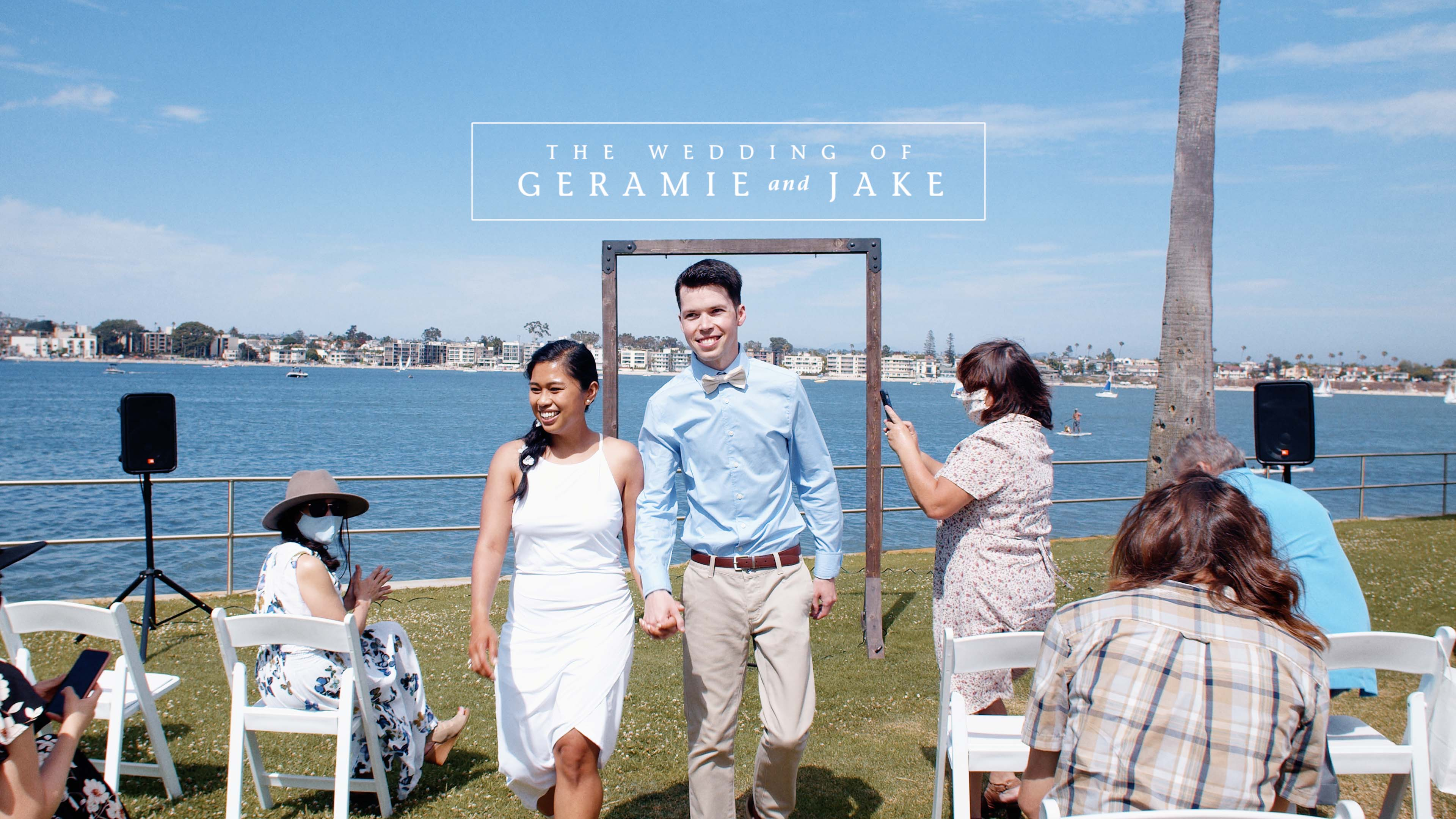 Geramie + Jake | San Diego, California | The Point