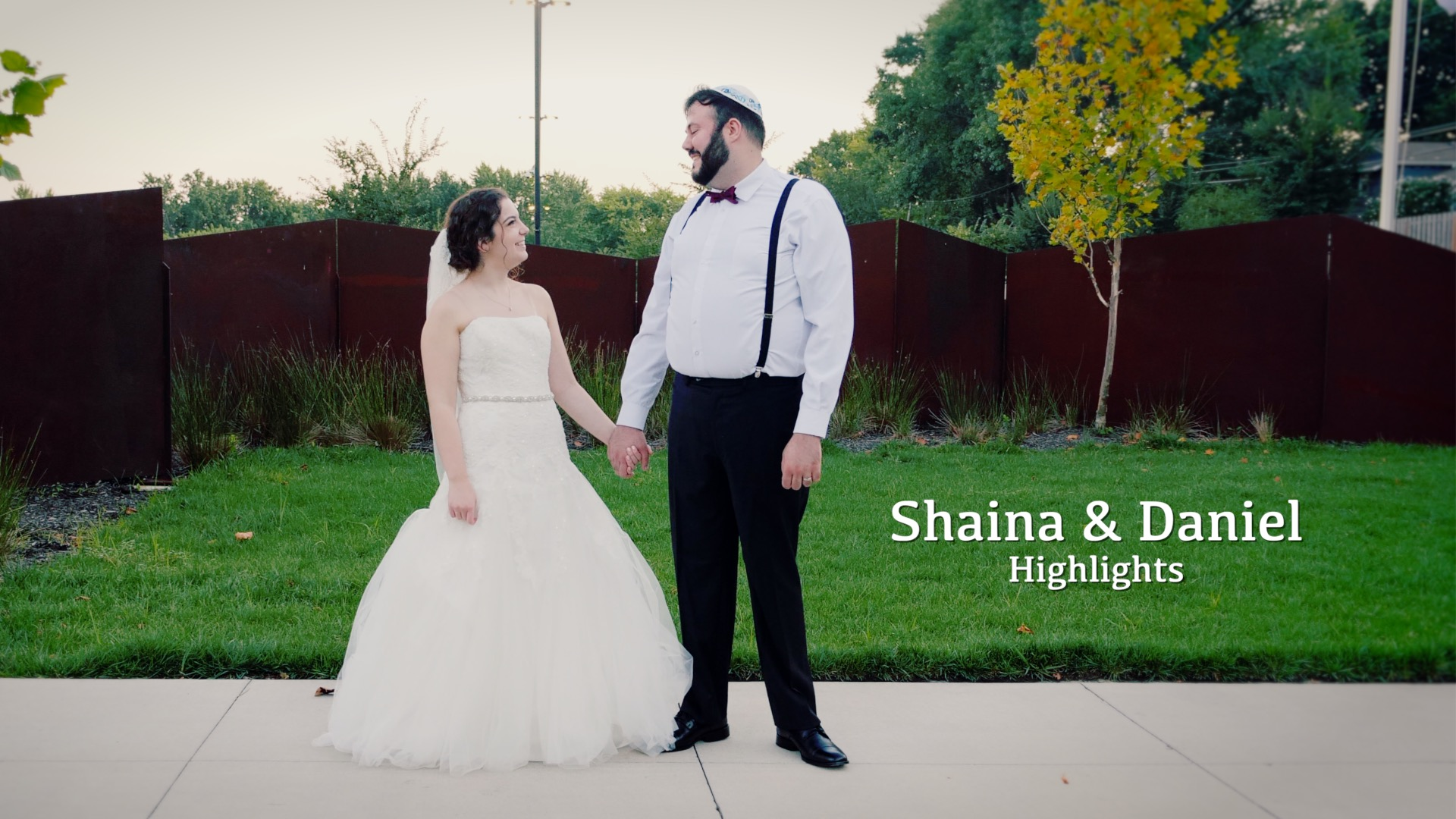 Shaina + Daniel | Overland Park, Kansas | Johnson County Arts and Heritage Center