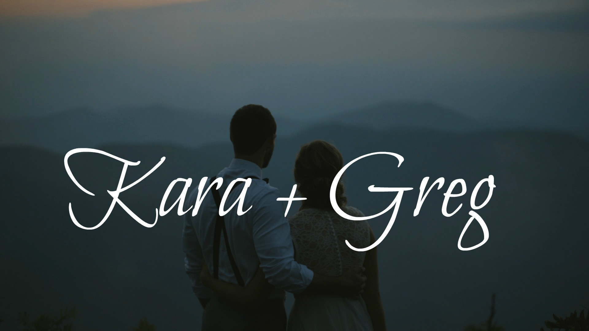 Kara + Greg | Black Mountain, State | Craggy Gardens