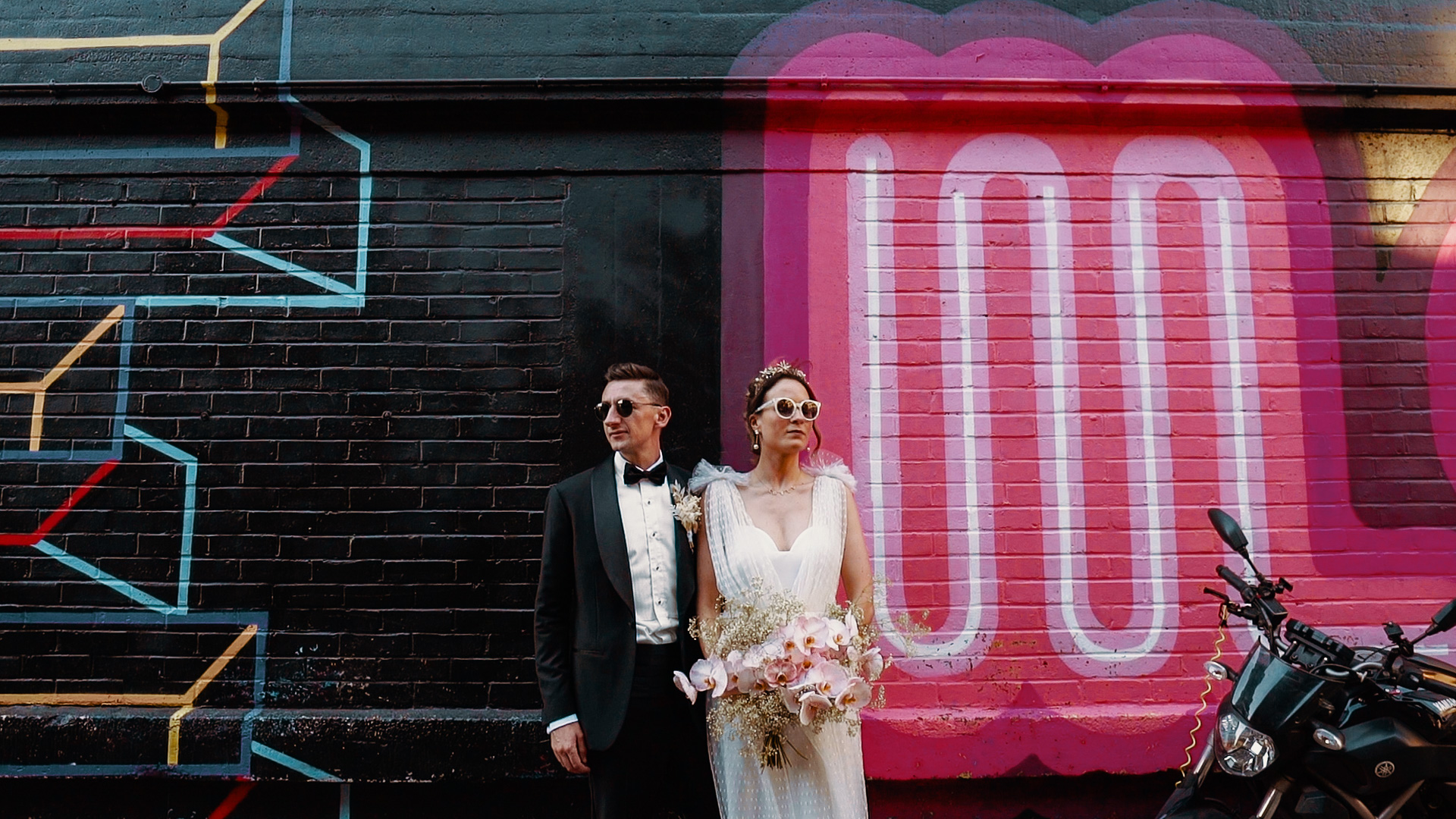 Stacey + Luke | London, United Kingdom | Ace Hotel