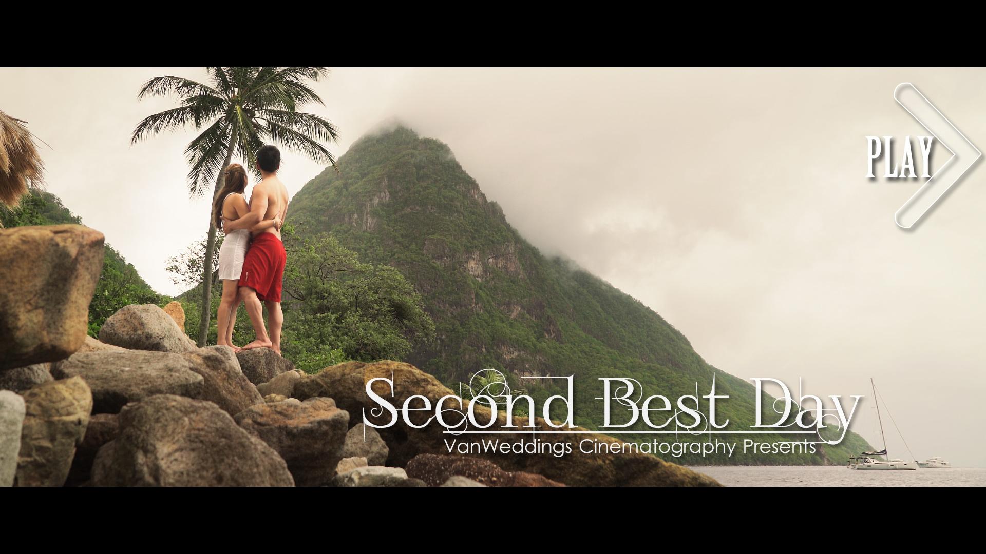 Jenny + Ethan | Saint Lucia, Saint Lucia | Viceroy Sugar Beach Resort