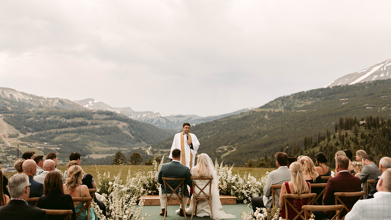 Connor + Devin | Big Sky, Montana | Yellowstone Club