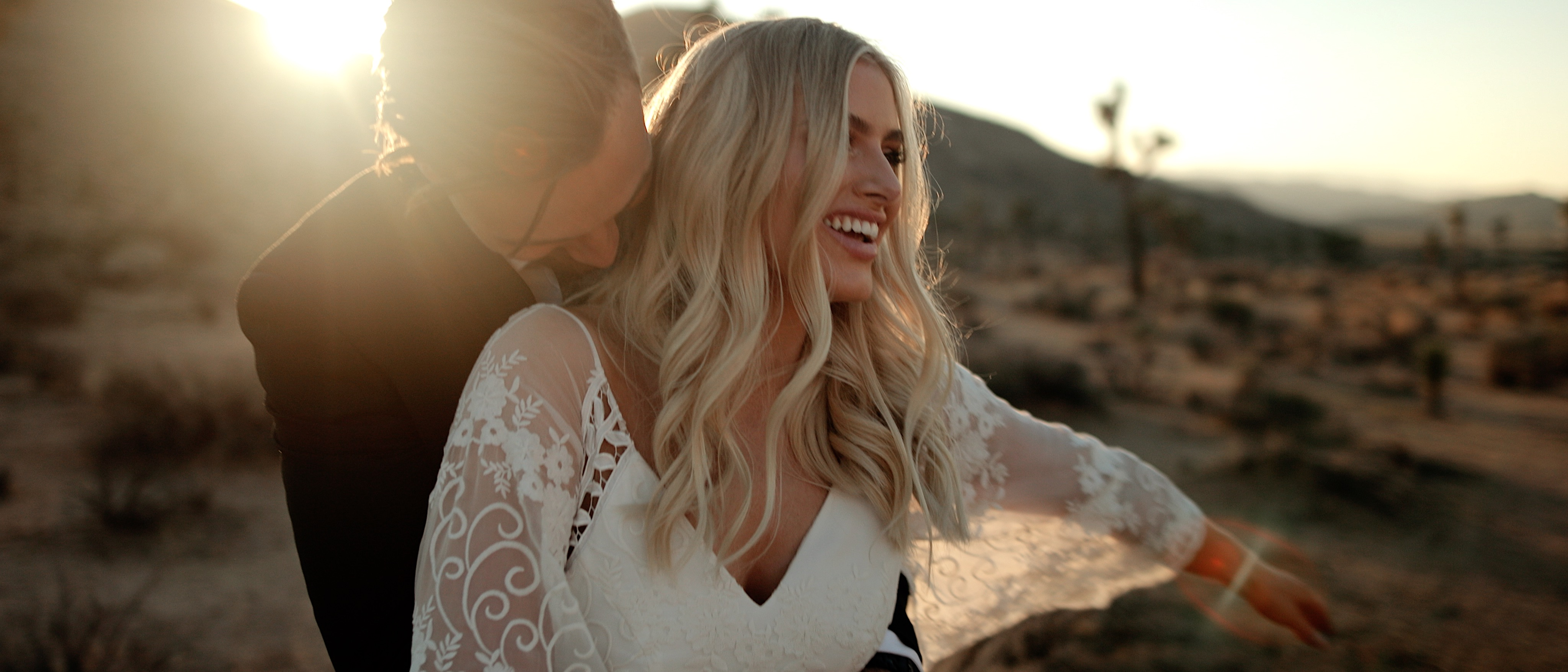 Megan + Jade | Yucca Valley, California | Cactus Moon Retreat