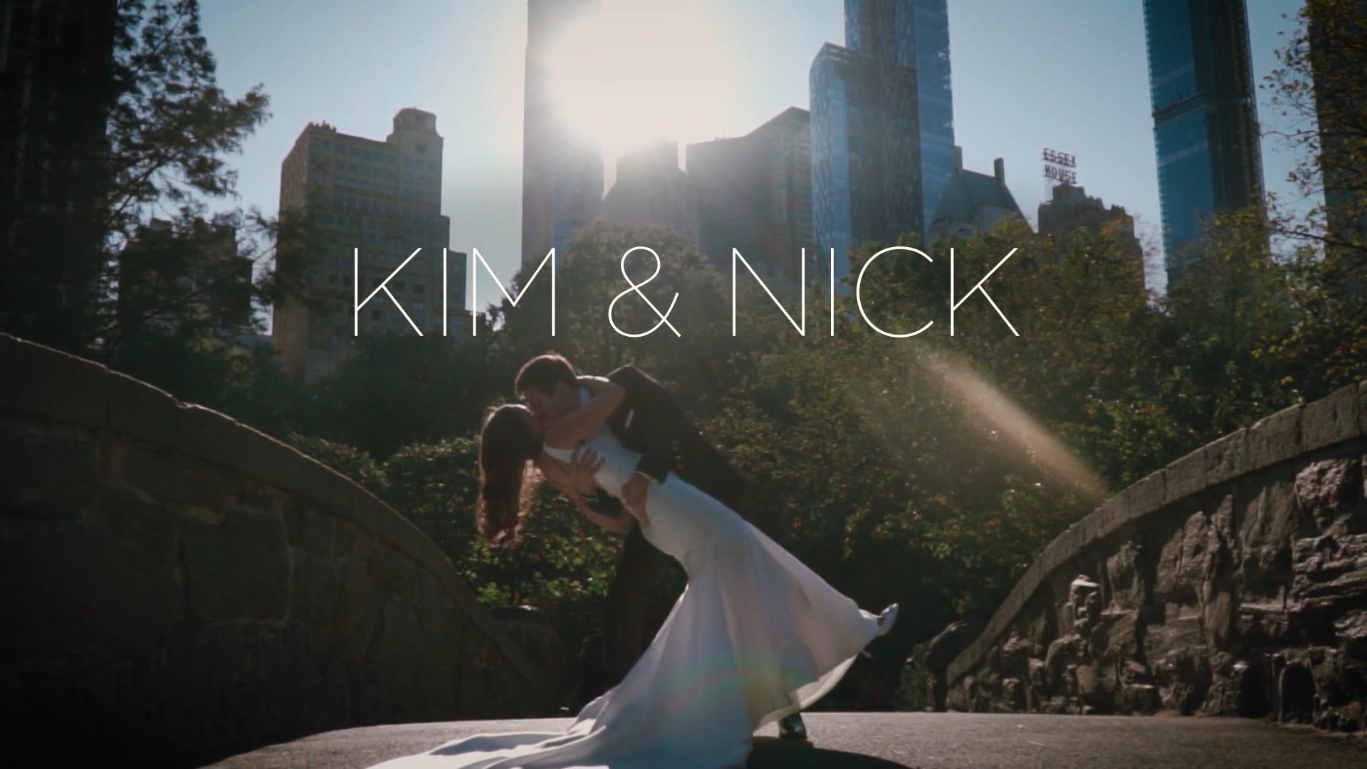 Kim + Nick | New York, New York | The Pierre