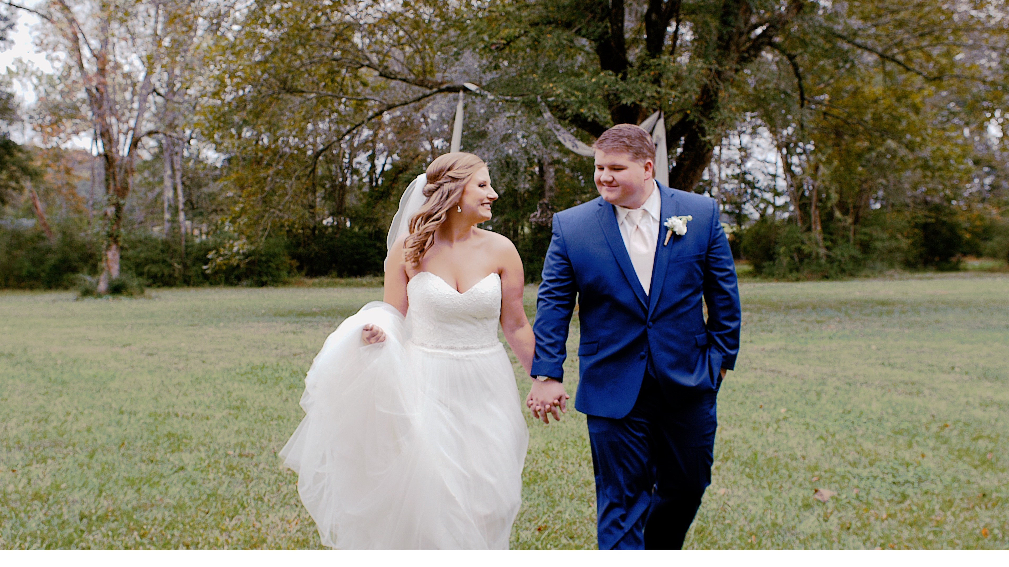 Allyson + Cameron | Springville, Alabama | Mathews Manor