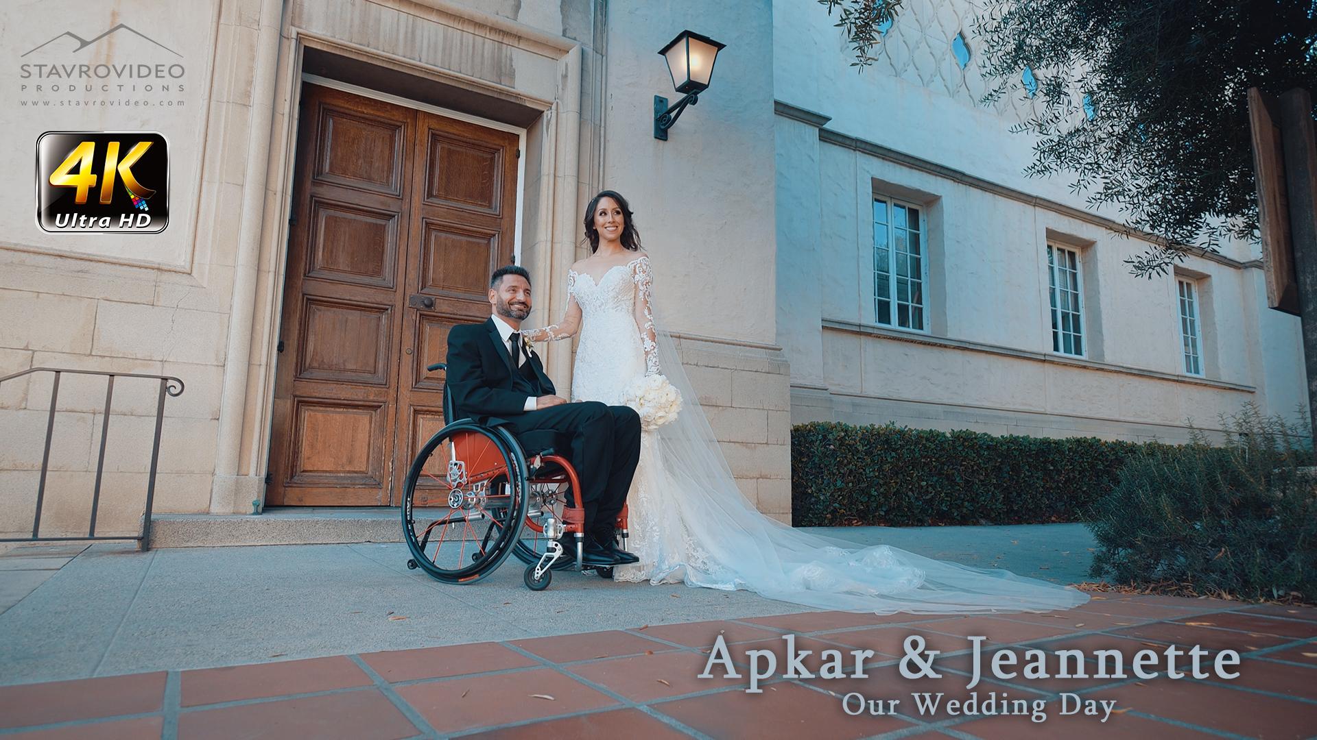 Apkar  + Jeanette | Glendale, California | LA BANQUETS