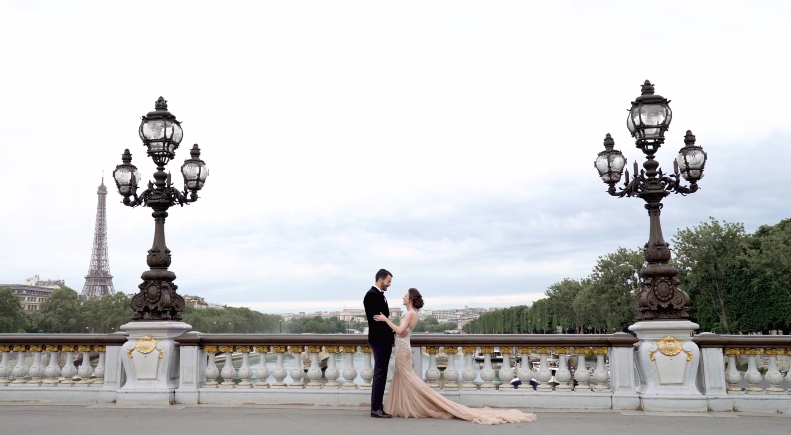 Ellen + Jeremy | Paris, France | Hotel National des Arts et Métiers