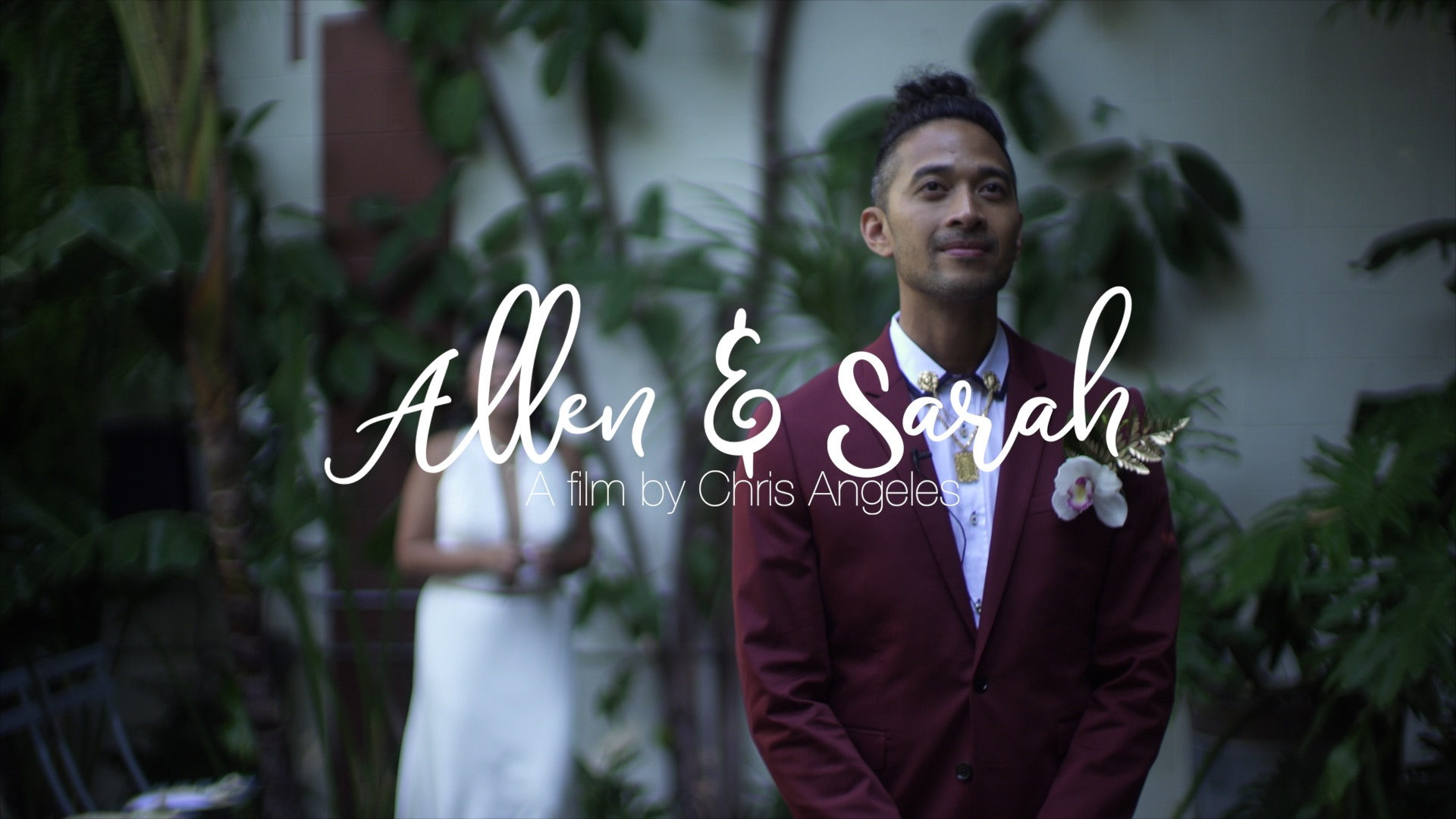 Allen + Sarah | Los Angeles, California | Th Milwick