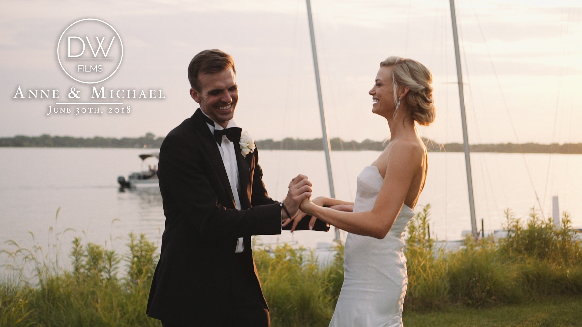Anne + Michael | Dellwood, Minnesota | White Bear Yacht Club, Dellwood