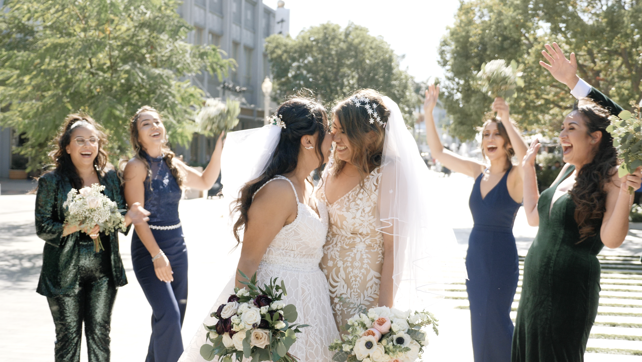 Stefaney + Valerie | Los Angeles, California | SmogShoppe