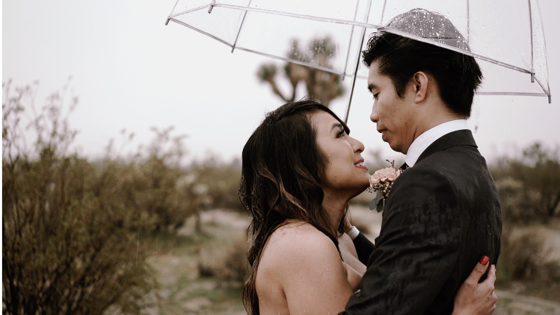 Mike + Mary Grace | Joshua Tree, California | Joshua Tree