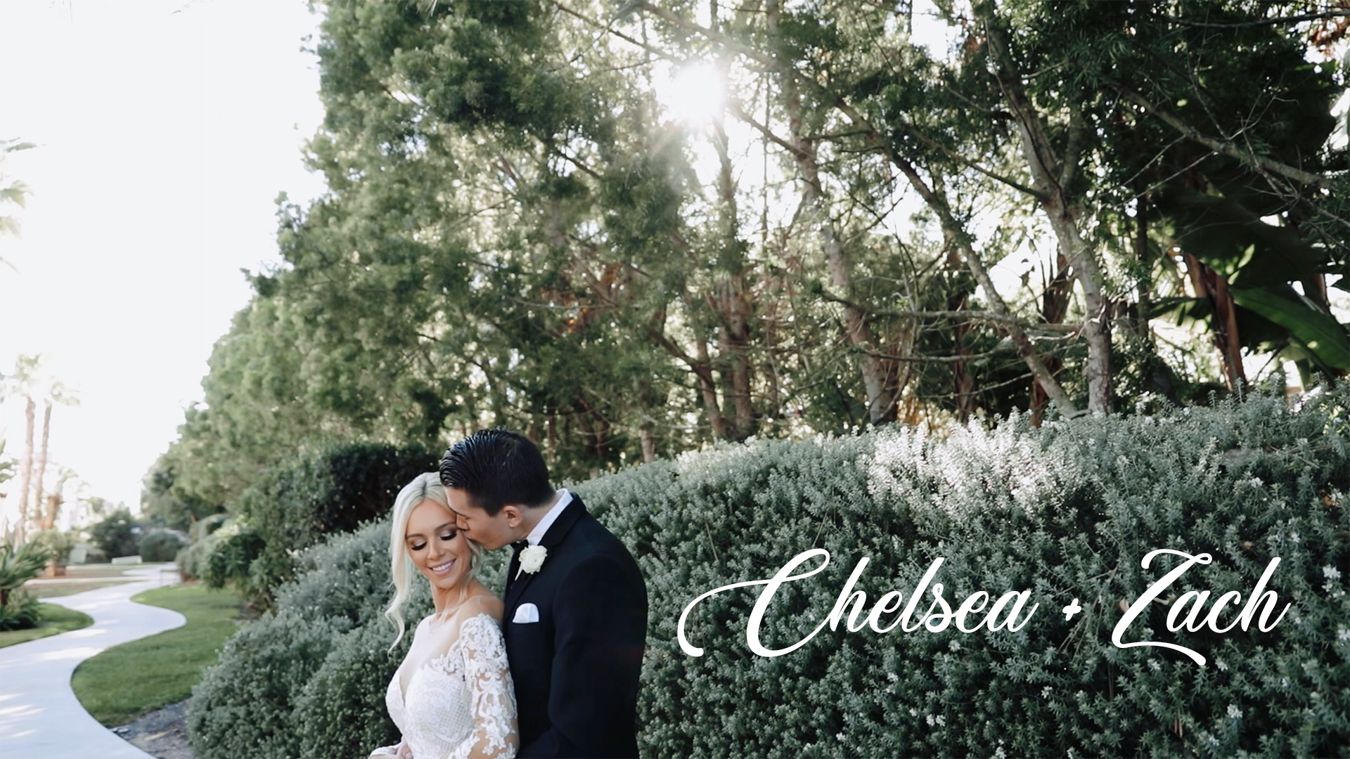 Chelsea + Zach | La Jolla Amago, California | Estancia La Jolla