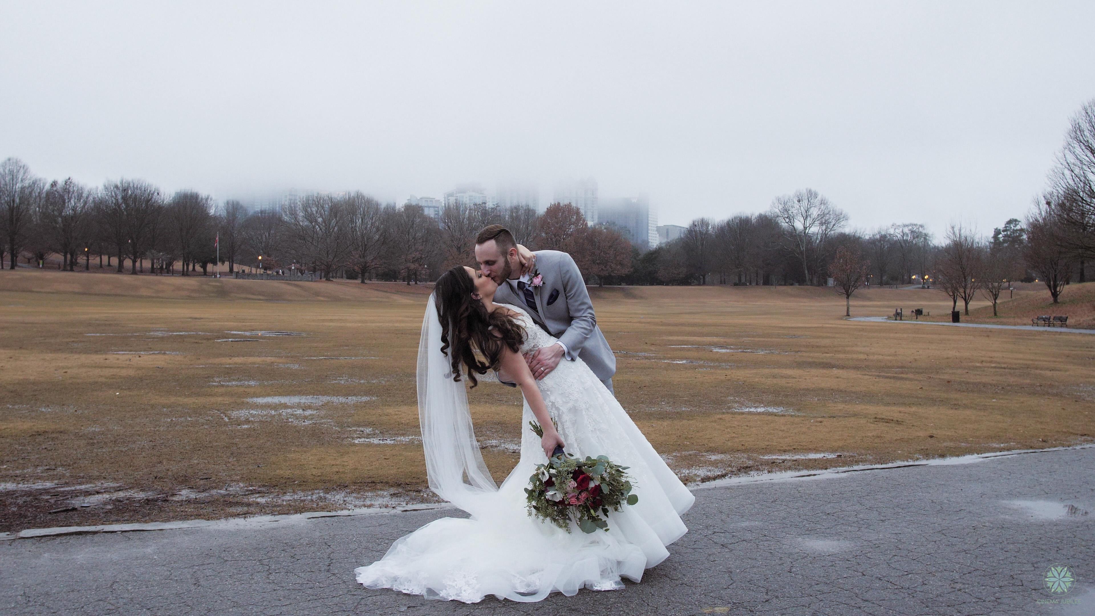 Michelle + Dan | Atlanta, Georgia | Piedmont Room