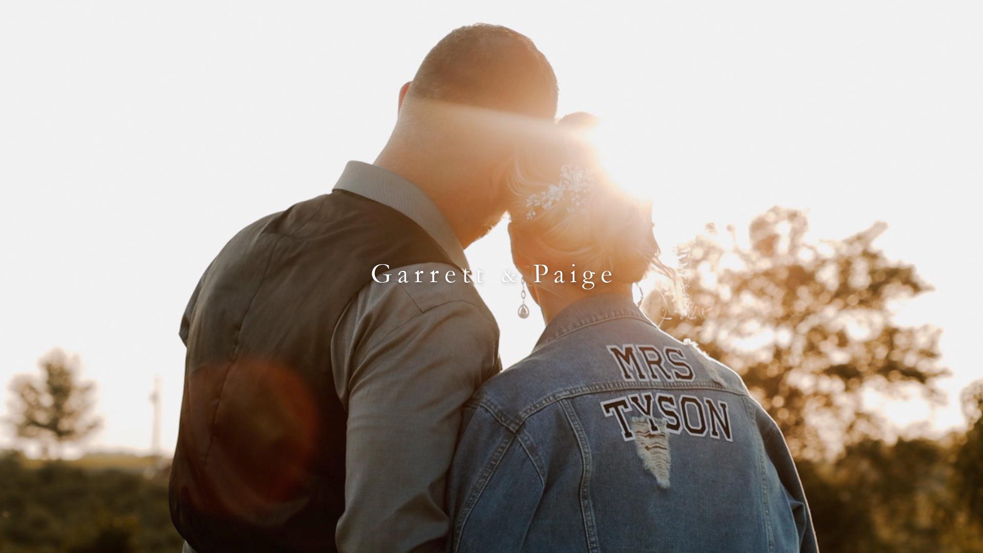 Garrett + Paige | Georgetown, Kentucky | Evans Orchard
