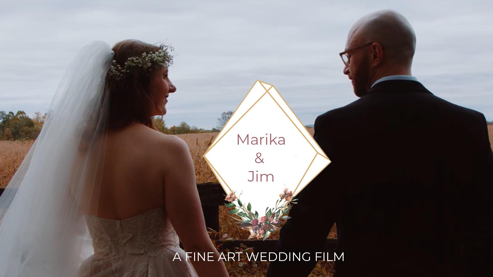 Marika + Jim | Loudoun County, Virginia | sylvanside farm