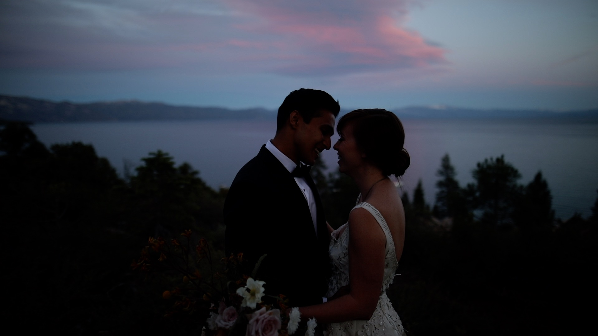 Lili + Amol | Tahoe City, California | a house