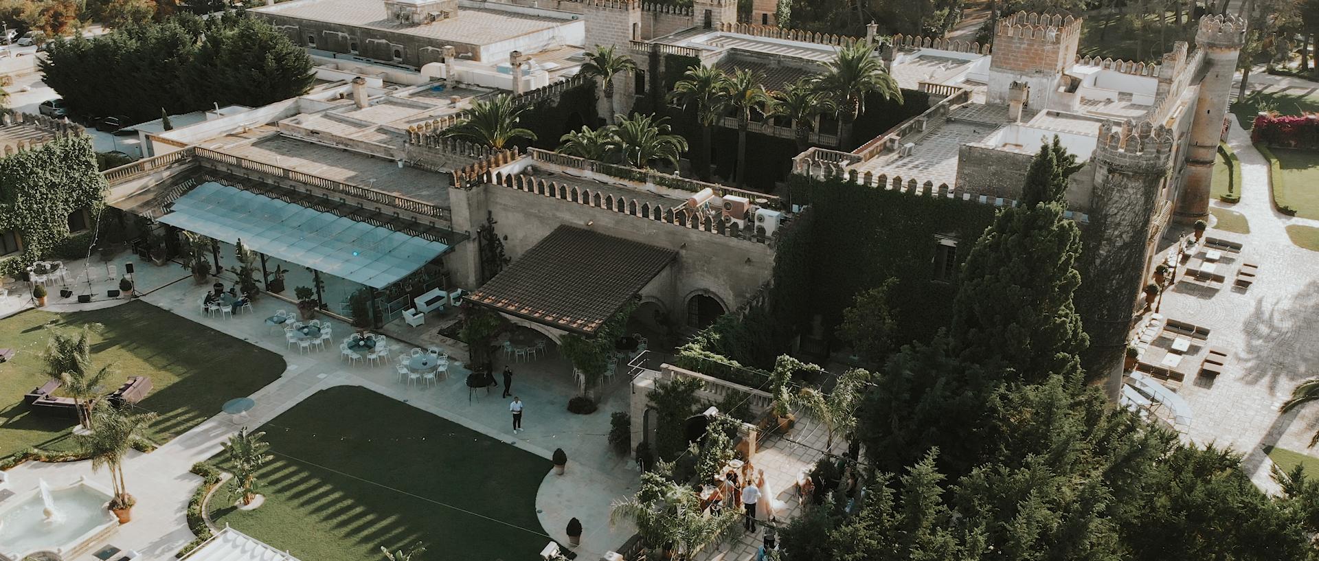 Char  + Rob | San Pancrazio Salentino, Italy | Castello Monaci