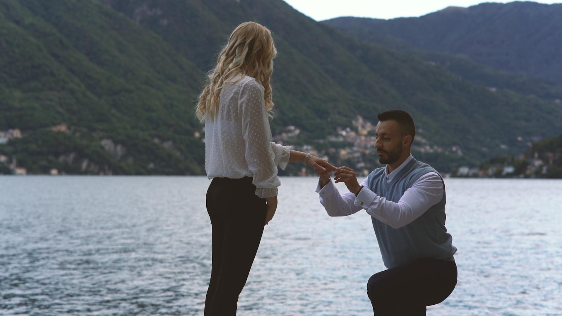 Chiara + Stefano | Como, Italy | Lake Como
