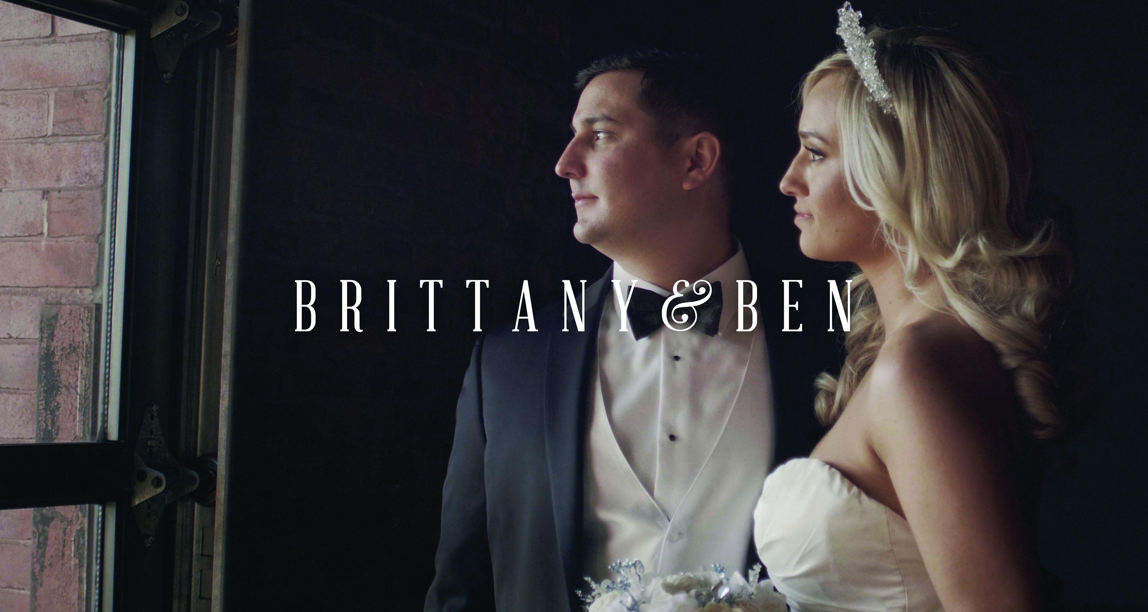 Brittany + Ben | Milwaukee, Wisconsin | The Atrium