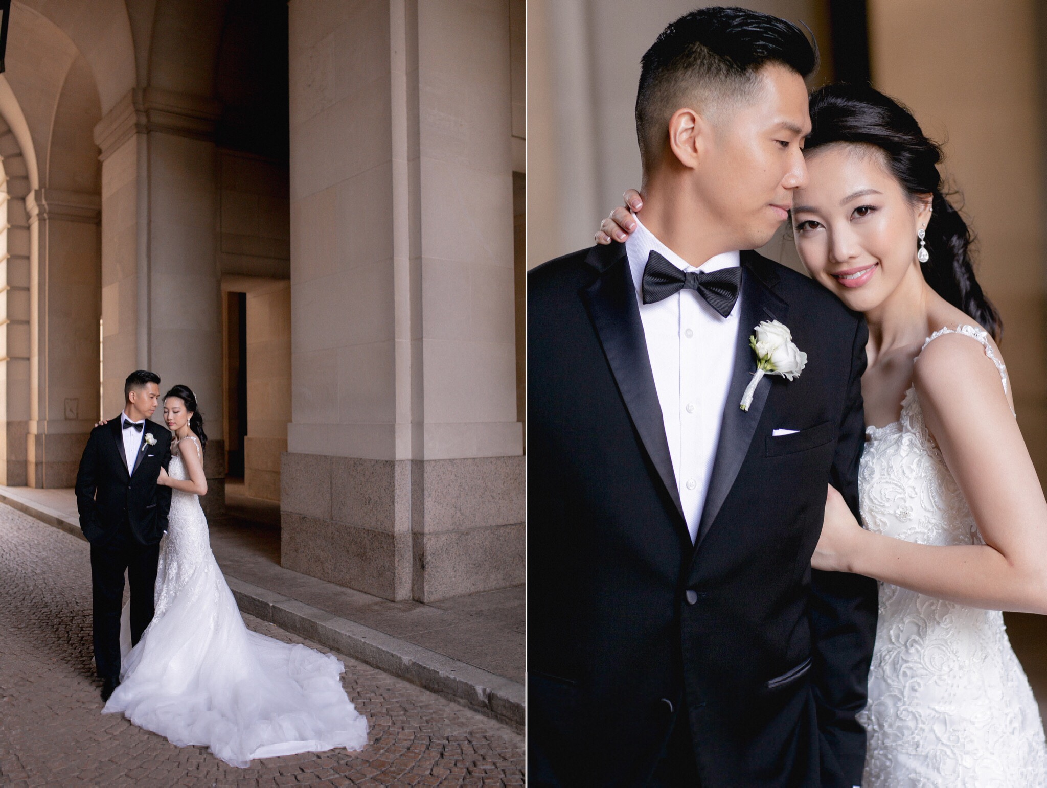 Tammy + Peter | Washington, District of Columbia | Fairmont