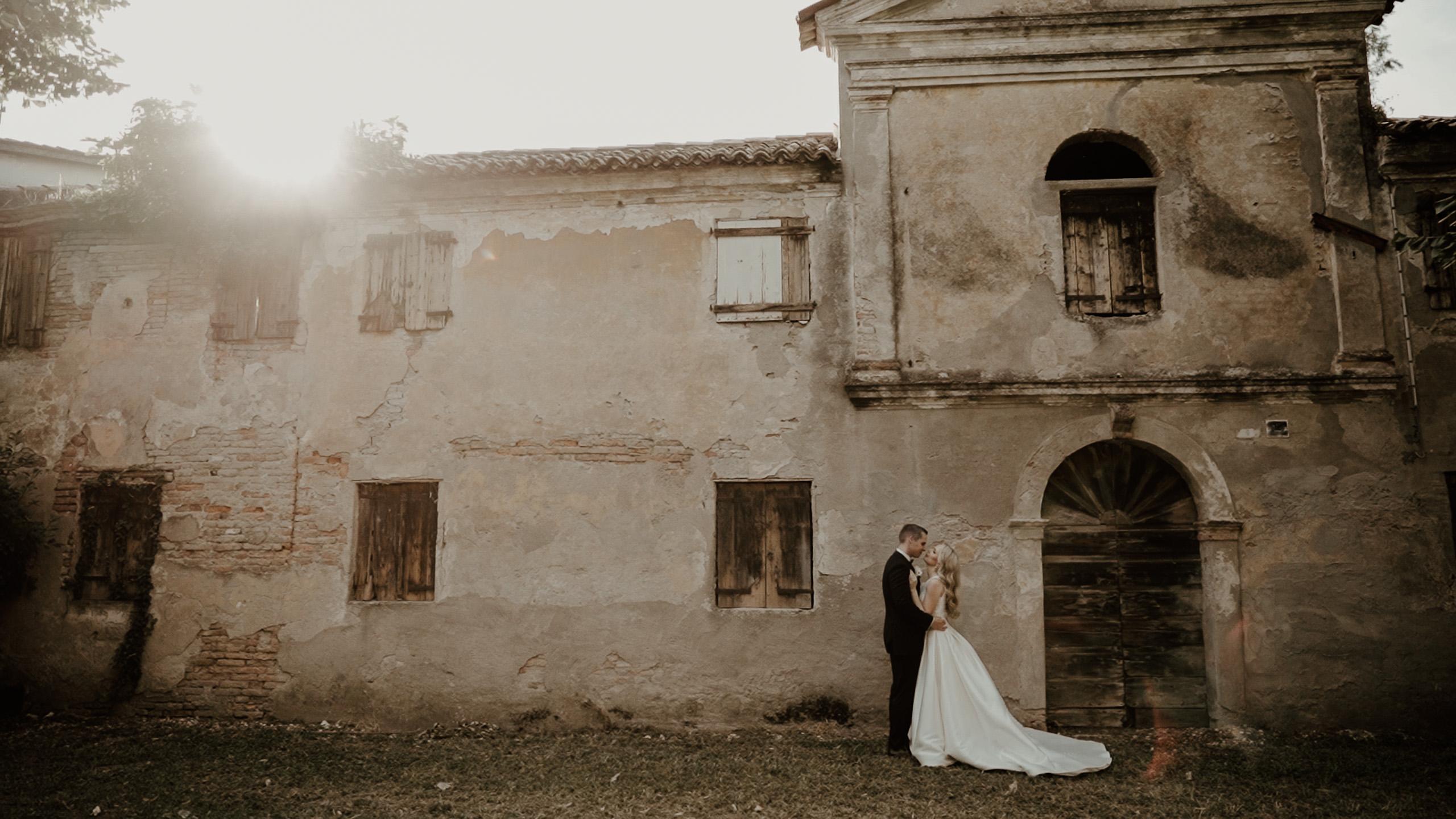 Caroline + Benjamin | Verona, Italy | A Villa