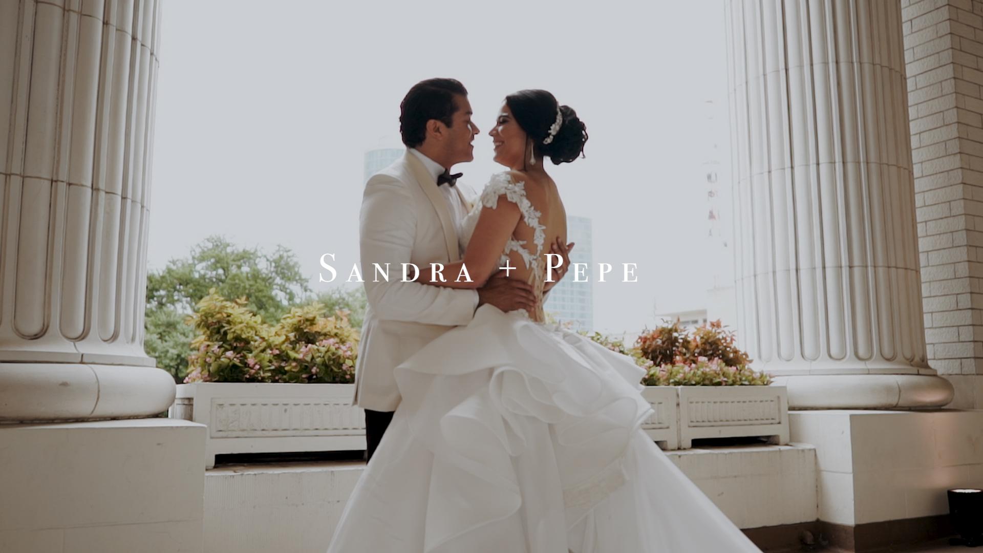 Sandra + Pepe | Dallas, Texas | Union Station Dallas