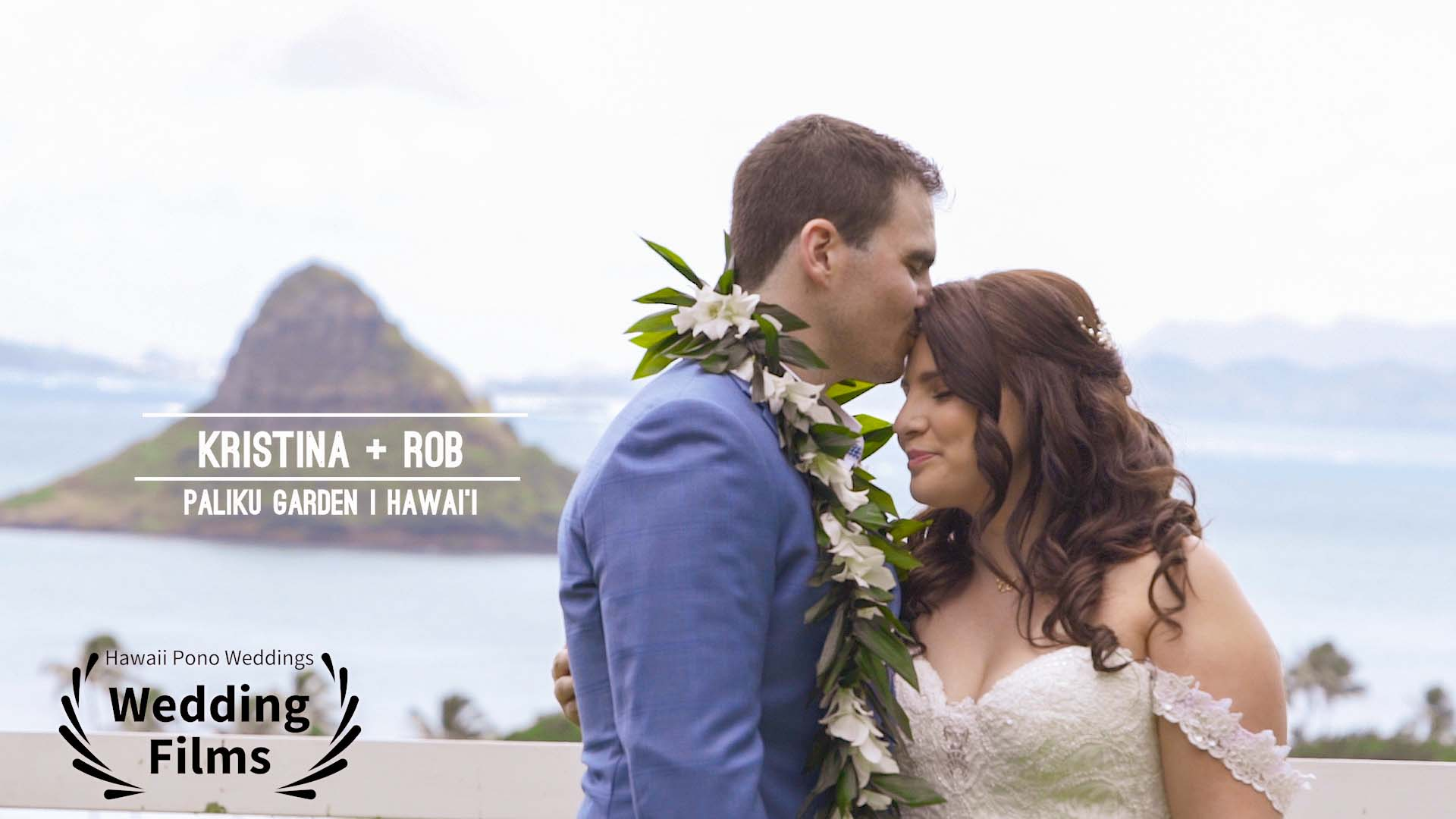 Kristina  + Rob | Kaneohe, Hawaii | Paliku Gardens at Kualoa Ranch