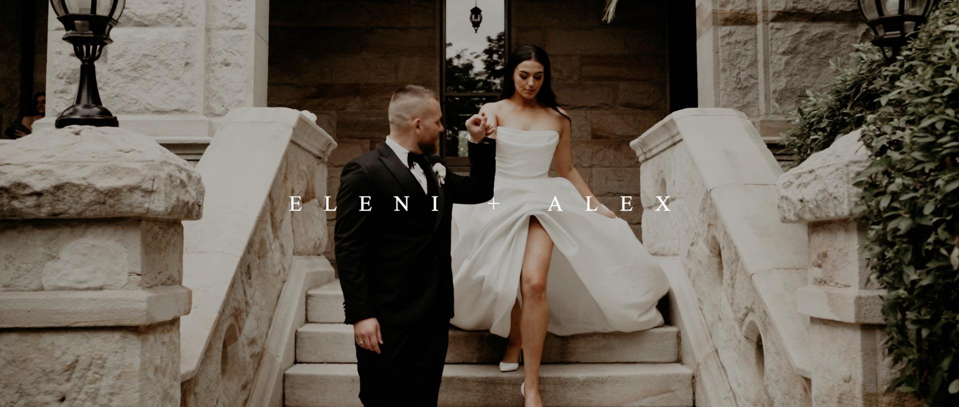 Eleni + Alex | Marsfield, Australia | Curzon Hall