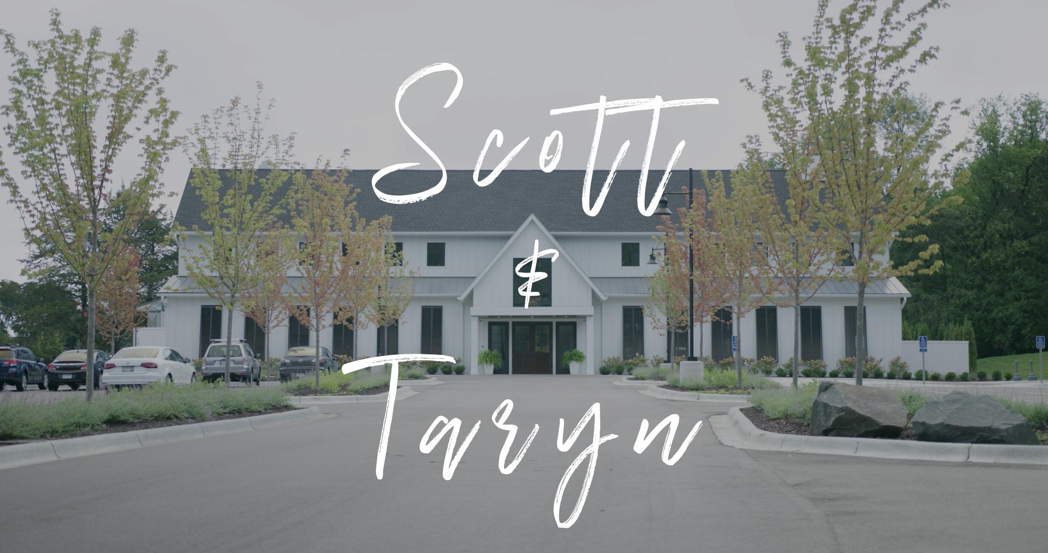 Scott + Taryn | Minneapolis, Minnesota | The Hutton House