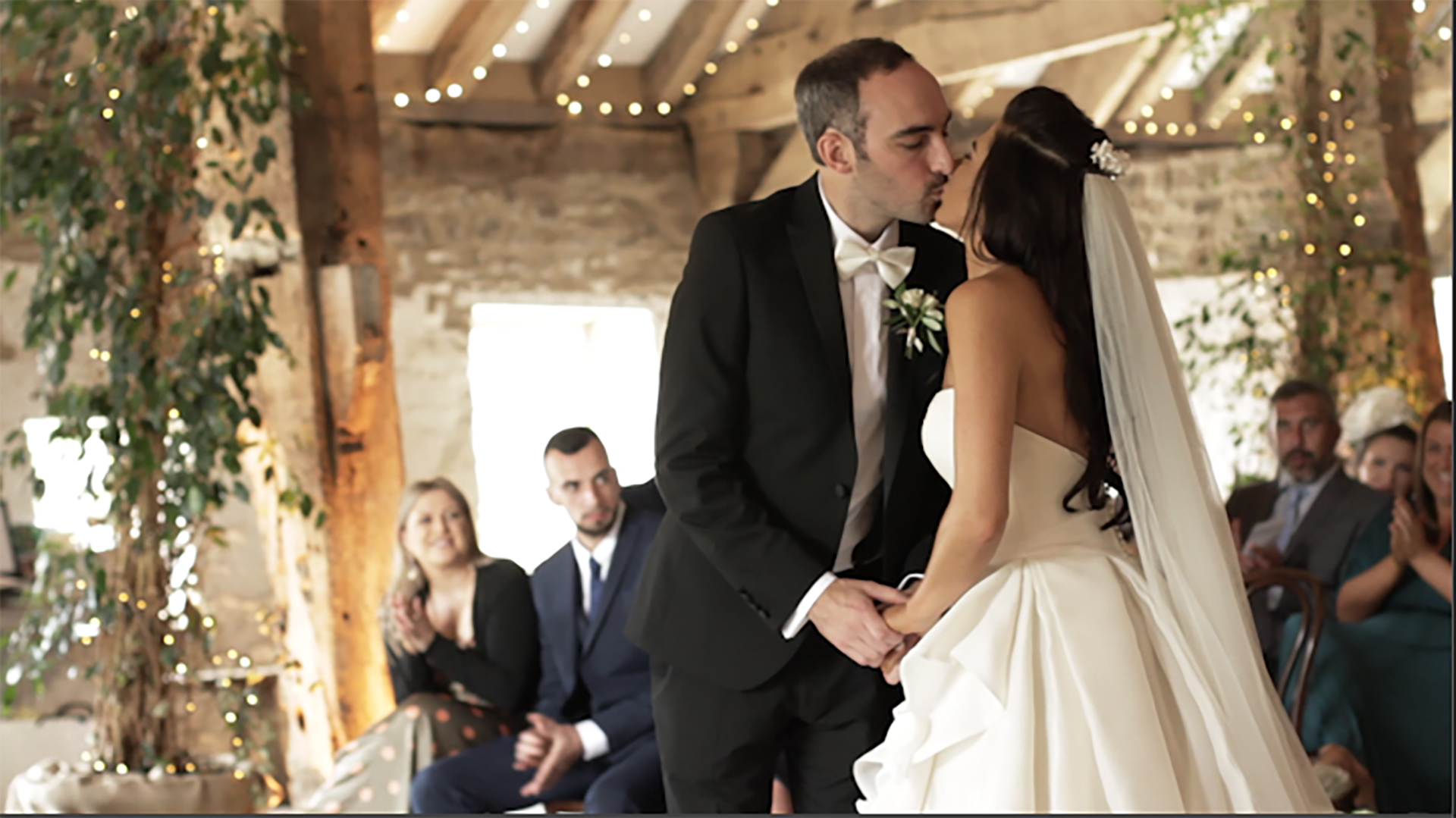 Jess + Matt | Skipton, United Kingdom | Tithe Barn