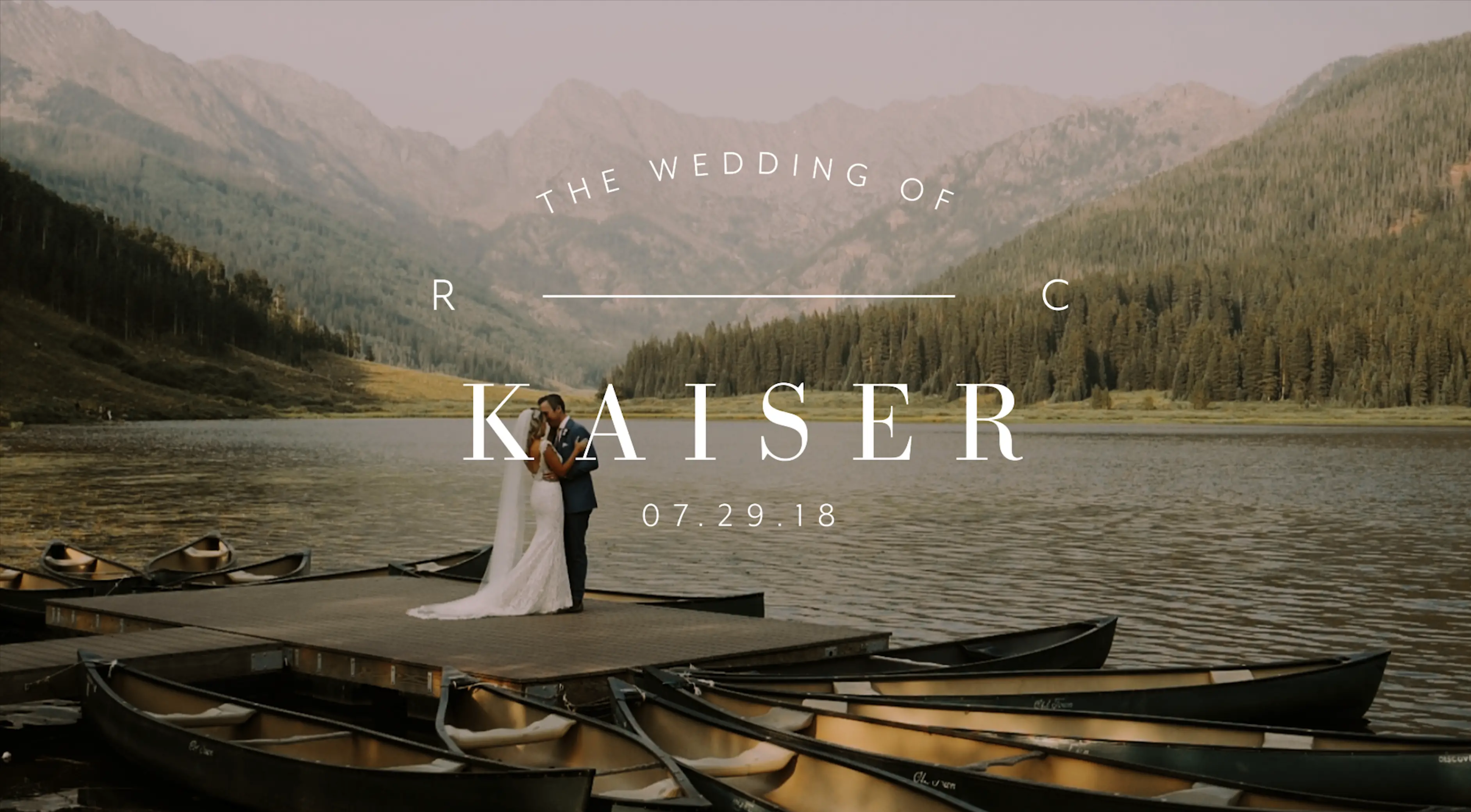 Russell + Caroline | Vail, Colorado | Piney River Ranch