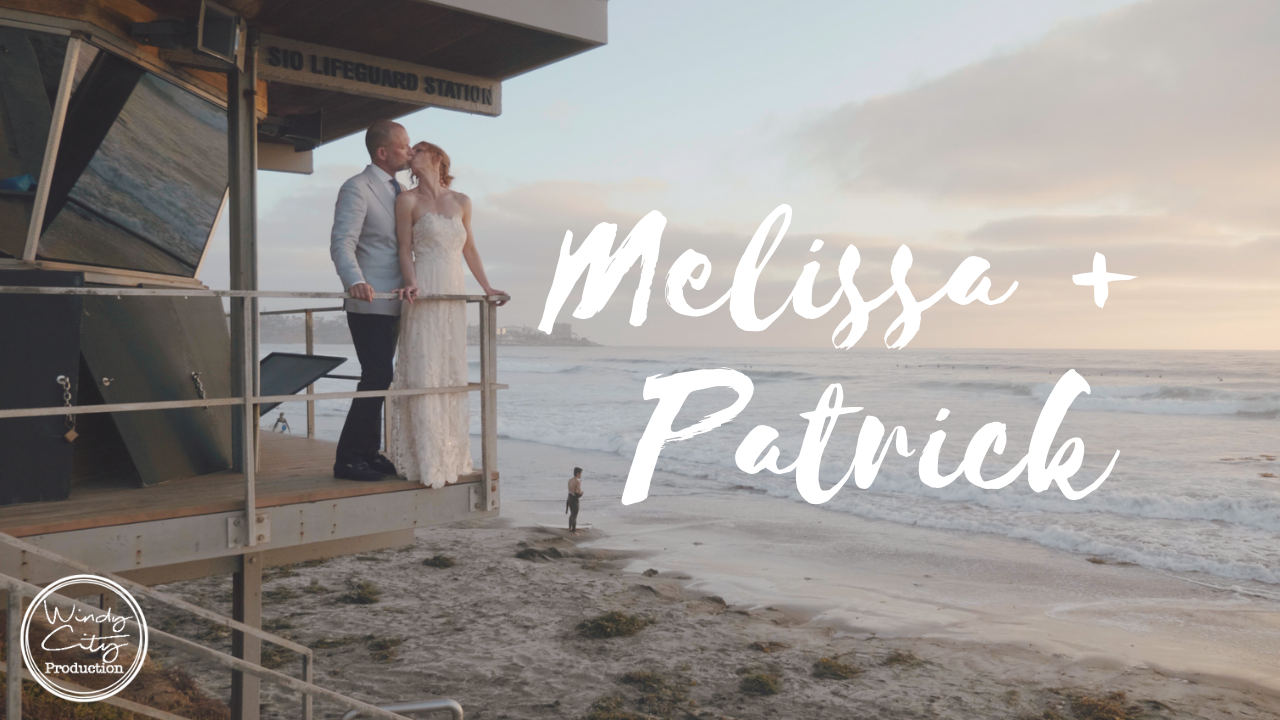 Melissa + Patrick | San Diego, California | Scripps Seaside Forum
