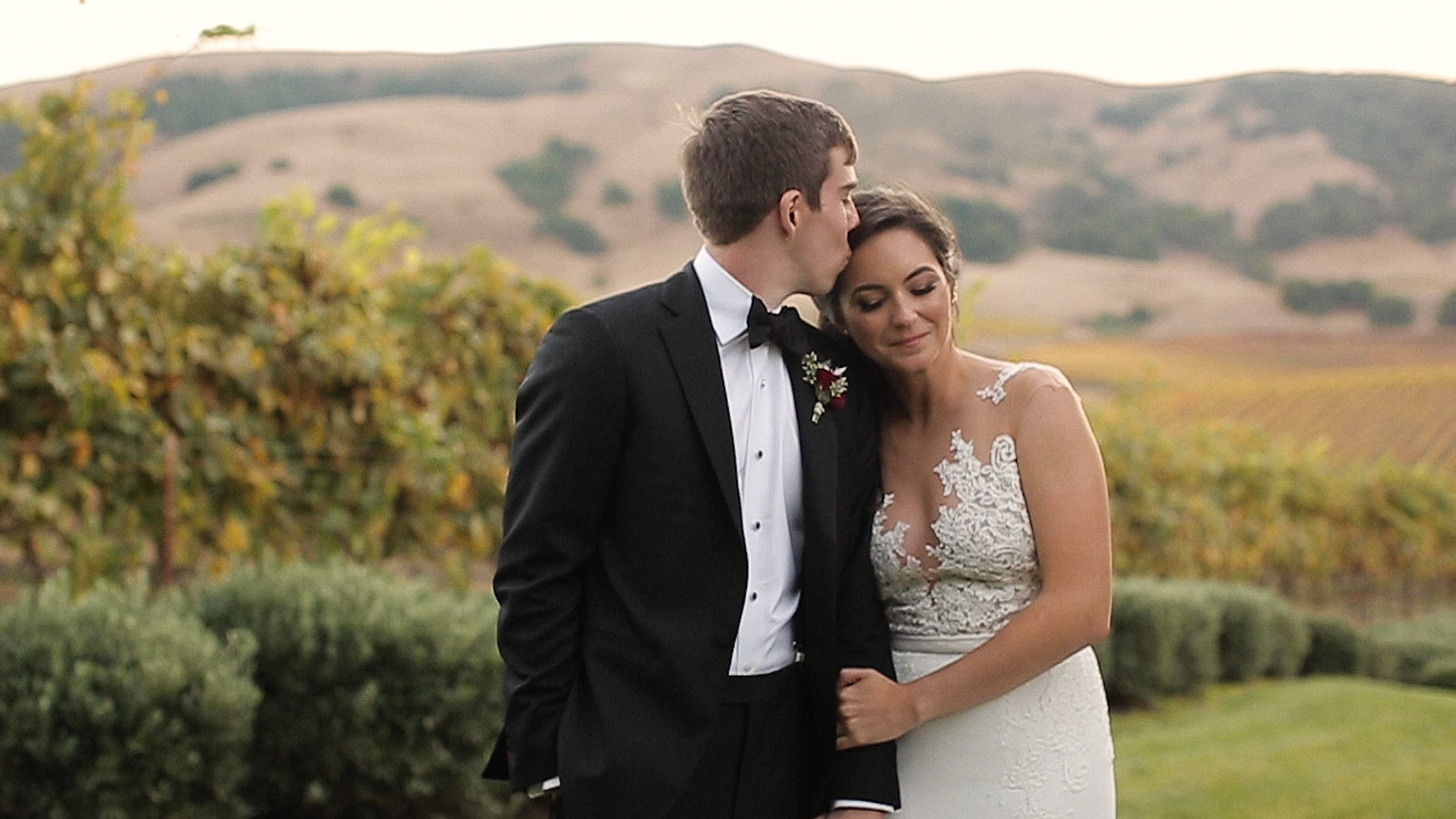 Danielle + David | Sonoma, California | viansa Winery