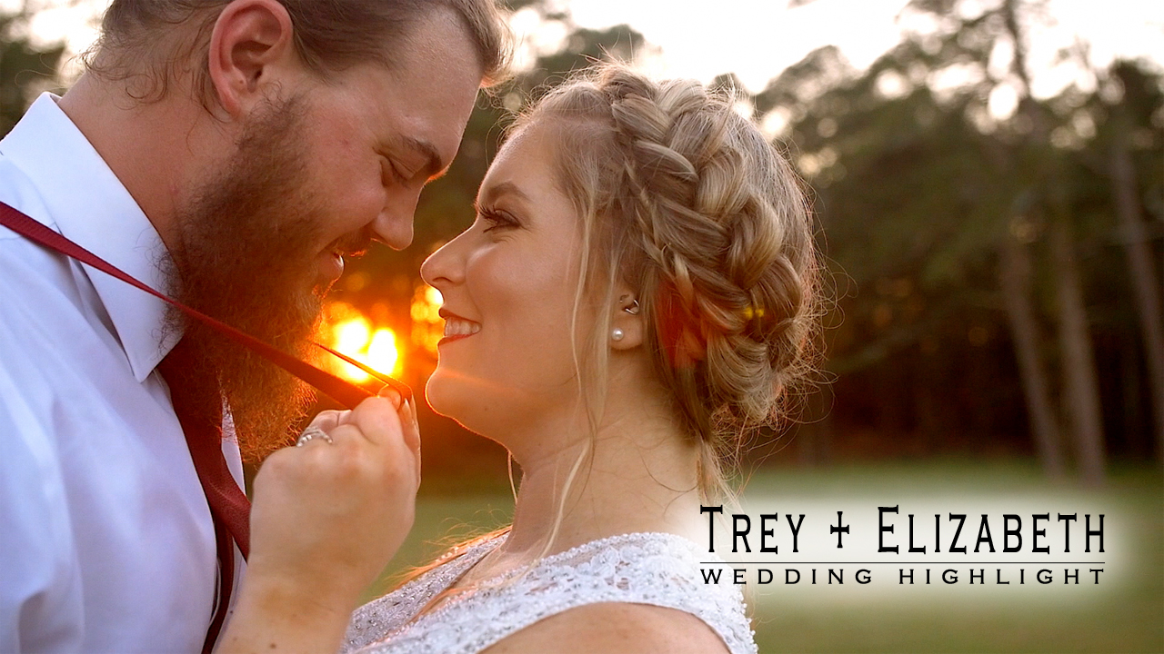 Trey + Elizabeth | Farmville, North Carolina | May-Lew Farm