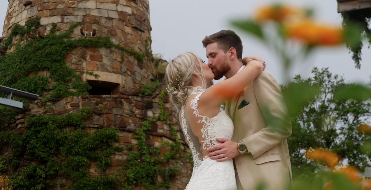 Christina  + Jeff | Austin, Texas | Lady Bird Johnson Wildflower Center